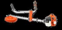 Травокосилка мотокоса бензновая Husqvarna 525Rx мощность 1,3 л/с, косильная головка+нож, подвеска- плечевой