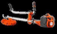 Травокосилка мотокоса бензиновая Husqvarna 545Rx мощность 2,8 л/с, косильная головка+нож, подвеска- плечевой