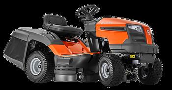 Садовый трактор газонокосилка Husqvarna ТС 138М