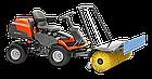 Райдер Husqvarna R 419TsXAWD, полный привод, фото 3