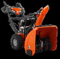 Снегоуборщик Husqvarna ST324, мощность 7,5 л.с., самоходный, бензиновый, на колесах