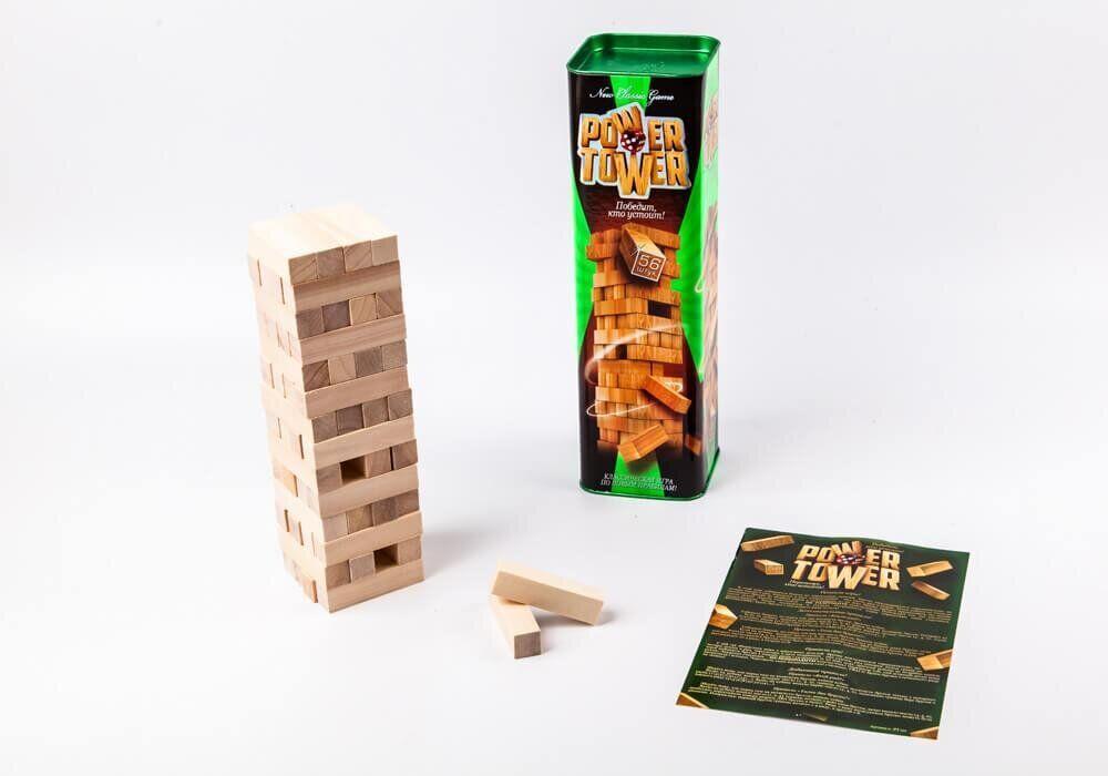Развивающая настольная игра Power Tower баланс Danko toys