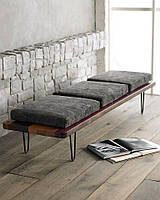 """Диван """"Софа"""", диван лофт, мягкий диван, диван для дома, офиса, кафе, диван деревянный, софа"""