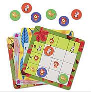 Игра головолома wisdom fun Farm animals logic game Ферма, фото 3