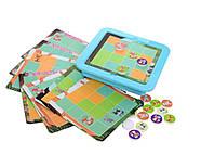 Игра головолома wisdom fun Farm animals logic game Ферма, фото 6