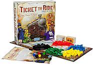 Настольная игра Ticket to Ride Америка Билет на поезд, фото 2