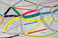 Настольная игра Ticket to Ride Америка Билет на поезд, фото 6