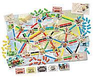 Настольная игра Ticket to Ride Junior Европа HobbyWorld, фото 2
