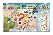 Настольная игра Ticket to Ride Junior Европа HobbyWorld, фото 5