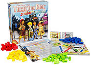 Настольная игра Ticket to Ride Junior Европа HobbyWorld, фото 7