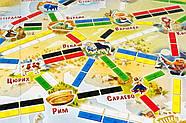 Настольная игра Ticket to Ride Junior Европа HobbyWorld, фото 8
