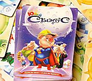 Настольная игра Юный Свинтус Hobby World, фото 3