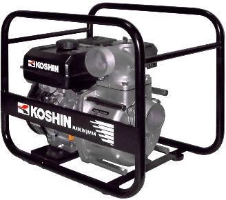 Мотопомпа Koshin STV-80X