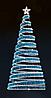 3D светодиодная елка 700х270cm