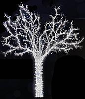 """3D светодиодная фигура """"Дерево"""" 500X550cm"""