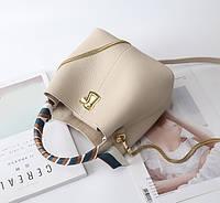 Стильная маленькая женская сумка. Модель 488, фото 5