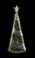 3D светодиодная елка 200х75cm
