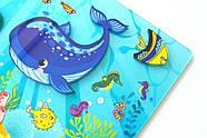 Кристальный пазл из оргстекла Crystal Puzzle SEA world (ABC Home), фото 4