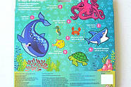 Кристальный пазл из оргстекла Crystal Puzzle SEA world (ABC Home), фото 5