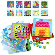 Мозаика Fun Game Цветная фантазия (7033), фото 4
