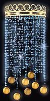ONL0742 LED 200 X 80cm