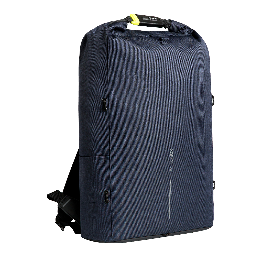 "Рюкзак с защитой антивор XD Design Bobby Urban Lite 15.6"". Navy"