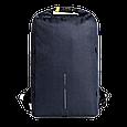 "Рюкзак с защитой антивор XD Design Bobby Urban Lite 15.6"". Navy, фото 2"