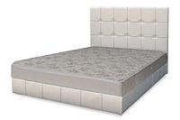 Кровать двуспальная Магнолия с матрасом