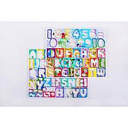 Магнитная азбука «Latin» + цифры, фото 3