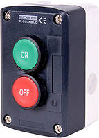 Кнопковий пост e.cs.stand.xal.d.213, пуск-стоп