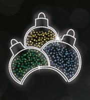 "Светодиодный LED мотив ""Новогодний"""