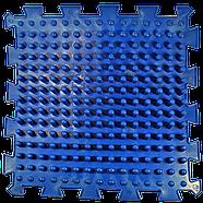 Коврик массажный Пазлы Микс Шипы 1 элемент, фото 2