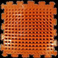 Коврик массажный Пазлы Микс Шипы 1 элемент, фото 4