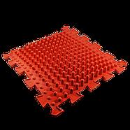 Килимок масажний Пазли Мікс Шипи 1 елемент, фото 7
