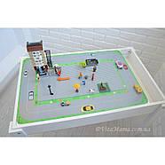 Детский Световой стол-песочница для анимации Noofik (МДФ, белый) и стульчик., фото 8