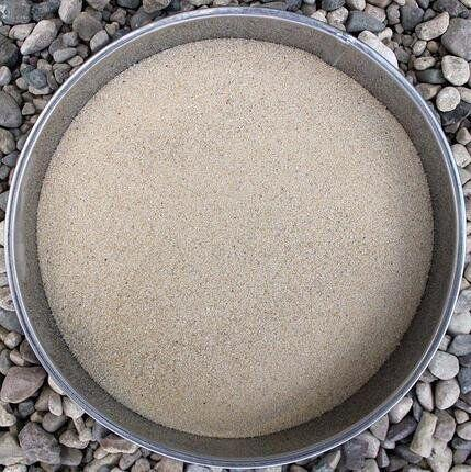 Песок для рисования (цвет натуральный) 1 кг