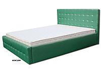 Кровать двухспальная Кармен 160х200 с пружинным механизмом и матрасом