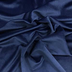 Minky Вельвет синий