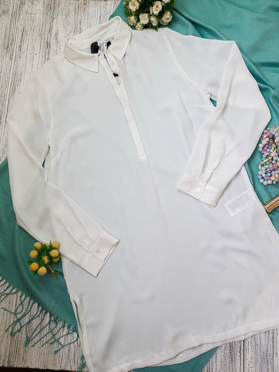 Блуза жен. Esmara (Германия) 42  белый