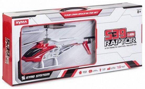 Вертолет на радиоуправлении Syma 359 Raptor S39-1 0197