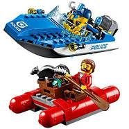 """Конструктор Bela 10861 (Аналог Lego City 60176) """"Погоня по горной реке"""" 138 деталей, фото 3"""