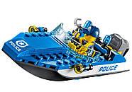 """Конструктор Bela 10861 (Аналог Lego City 60176) """"Погоня по горной реке"""" 138 деталей, фото 5"""