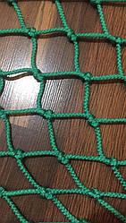 Загороджувальна сітка для захисту трибуни - 40х40 мм Ø4,5 мм, м2