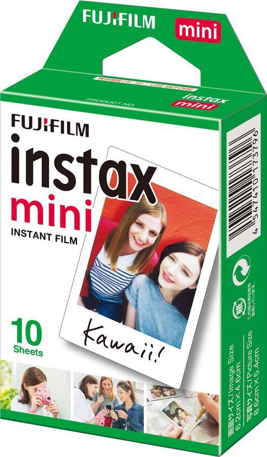 Фотобумага Fujifilm Instax Mini, 10л (16567816)