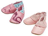 Детские пинетки кожа девочке Lupilu 18-23