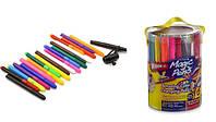 Фломастеры  маркеры  волшебные пишут стирают  Wham-O Magic Pens Оригинал (США)