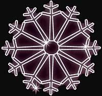 """Светодиодный мотив """"Снежинка"""" Ø200cm"""