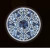 """Светодиодный LED мотив """"Новогодний"""" Ø100cm"""
