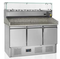 Стол холодильный для пиццы Tefcold PT1365-I