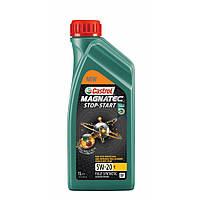 Моторное масло Castrol Magnatec Stop-Start 5w20 1л E